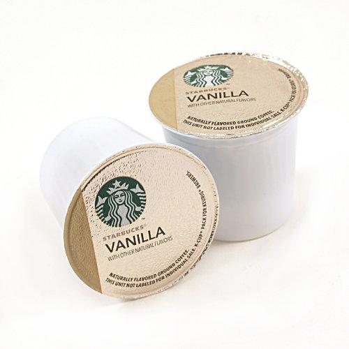 Starbucks® Vanilla Flavored K-Cup® Packs, 32-count