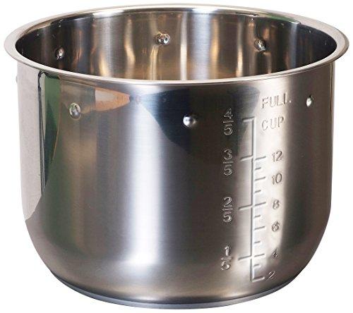 Elite Platinum EPSS-608 Maxi-Matic 6 Quart Pressure Cooker