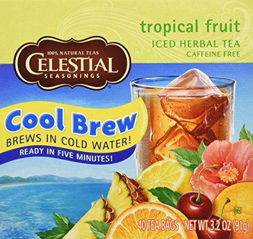 Twinings Tea Cold Brew Mixed Berry Case Of 6 20 Bag 2 Bo Individually Sealed Bags These Can Be Brewed In Water