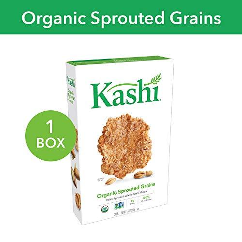 Kashi, Breakfast Cereal, Organic Indigo Morning, Gluten ...